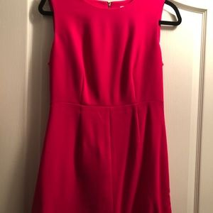 Hot pink Diane von Furstenberg Dress